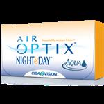 لنز طبی روز و شب ایر اپتیکس- Air optix