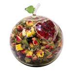 دکوری سیب گل رز  ایرسا کد 1101