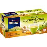 بسته دمنوش گیاهی مسمر مدل Gruner Tea Ingwer Honig