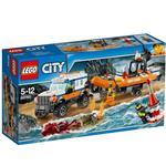 لگو سری City مدل 4X4 Response Unit 60165