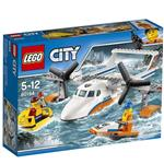 City Sea Rescue Plane 60164 Lego