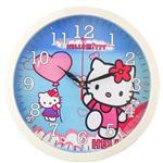 ساعت دیواری شیانچی طرح Hello kitty کد 10010051