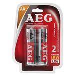 ABC Alkaline AA Battery Pack of 2