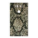 برچسب تزئینی ماهوت مدلJungle-python Texture مناسب برای گوشی  LG V20