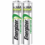 Energizer Universal Rechargeable AAA Battery 2pcs