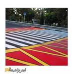 رنگ ترافیکی دو جزئی سفید ممتاز (ایرانی) -IR