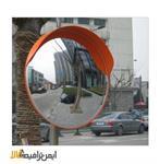 آینه محدب ترافیکی فریم دار پلی کربنات قطر 60