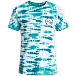Quiksilver Mellow Out Tie Dye Short Sleeve T-Shirt For Men