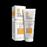 کرم ضد آفتاب مینرال رنگی SPF40⁺ پرودرما مناسب پوست های حساس 40 میلی لیتر