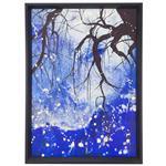 تابلو نقاشی گالری سی پرشیا طرح شب مهتابی کد 201321