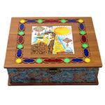 جعبه چایی کیسه ای لوکس باکس کد LB12