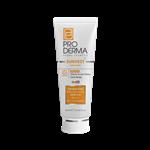 کرم ضد آفتاب فاقد چربی SPF 50 پرودرما مناسب پوست های چرب و جوش دار40 میلی لیتر