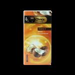 کاندوم شیاردار نارگیل کلایمکس مدل Perfect بسته 12 عددی