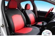 روکش صندلی چرم ایران خودرو پژو 206 برند آیسان