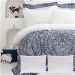 سرویس خواب کاراجا هوم مدل Santorini دو نفره 9 تکه به همراه 2 عدد بالش کاراجا هوم مدل Sleeper