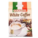 بسته ساشه وایت کافی کوبیزکو مدل White Coffee