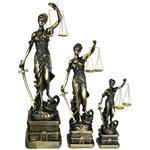مجسمه شیانچی طرح عدالت کد 020020015 مجموعه 3 عددی