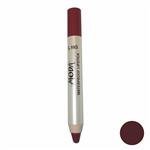 رژلب مدادی مودا مدل waterproof lipstick شماره L103