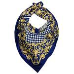 روسری ابریشم مدل FENDI