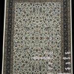 فرش نگین مشهد کد 1203 کرمی 1200 شانه