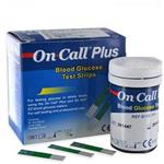 نوار تست قند خون «on call plus»