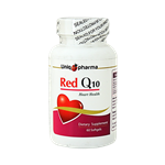 Uniq Pharma Red Q10 60 Softgels