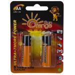 Orangsun Alkaline Ultra 7 More AA Battery Pack of 2