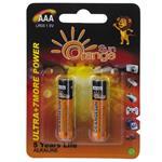 Orangsun Alkaline Ultra 7 More AAA Battery Pack of 2