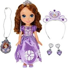 Jakks Pacific Princess Sofia 93120 Doll and Share Wear Gift Set Size 3