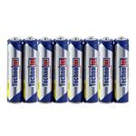 باتری نیم قلمی قابل شارژ تکنوتل مدل 85 بسته 8 عددی