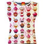 تی شرت کاندید اسپرت طرح کیک کد 1892