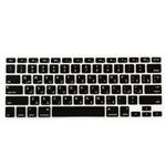 Crystal Guard Keyboard Protector With Persian Lable For Macbook 13 And 15 inch