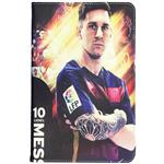 Messi Di-Lian Book Cover For Samsung Tab A 2016 10.1inch/P585