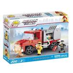 ساختنی کوبی مدل Action Town - City Pumper Truck