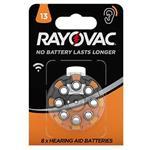 باتری سمعک ریواک ضد نویز شماره ۱۳ RAYOVAC