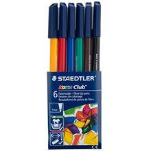 Staedtler Noris Club 326 Fibre-tip pen Color 6  Marker
