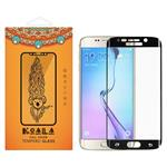 KOALA Full Cover Glass Screen Protector For Samsung Galaxy S6 Edge Plus