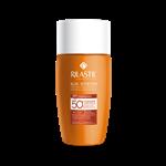 فلوئید ضد آفتاب رنگی ریلاستیل ⁺SPF50 با حجم 50 میلی لیتر