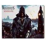 تابلو شاسی چاپ لین مدل Assassins Creed سایز 28x20 سانتی متر