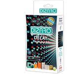 کاندوم دیزارو مدل DOTTED RIBBED DELAY 4PERFUME GIFTS  بسته 12 عددی