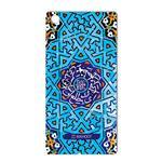 برچسب تزئینی ماهوت مدل Slimi design-tile Design مناسب برای گوشی  Sony Xperia Z1