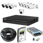 Dahua DP82I1704 Security Package