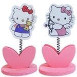 پایه نگهدارنده عکس مدل Hello Kitty بسته 2 عددی
