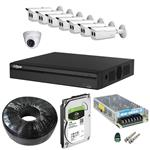 Dahua DP82I1707 Security Package