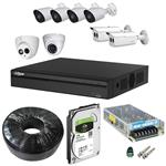 Dahua DP82S2612 Security Package