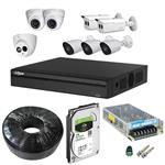 Dahua DP82S3512 Security Package