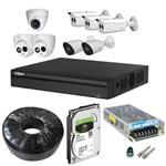 Dahua DP82S3523 Security Package
