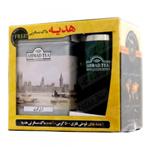چای بسته بندی فلزی 500 گرمی ارل گری معطر احمد