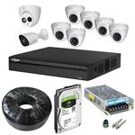 Dahua DP82A7110 Security Package