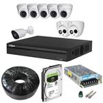 Dahua DP82A7120 Security Package